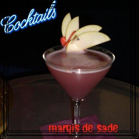 Flute Bar : marquis de sade