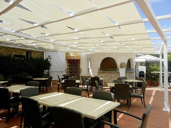 Hotel Mon Repos Hermitage: Schönes Restaurant
