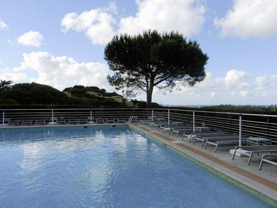 Hotel Mon Repos Hermitage: Schöner Pool