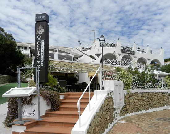 Hotel Mon Repos Hermitage: Restaurant