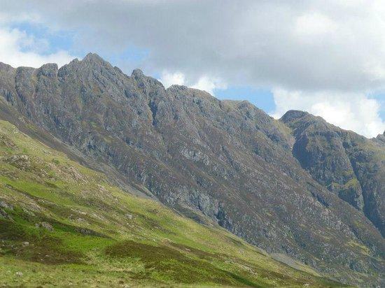 Strath Lodge Glencoe: Aonach Eagach