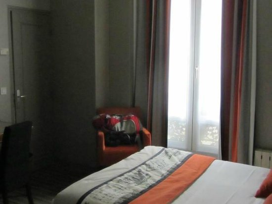 Hotel France d'Antin : Comfortable room