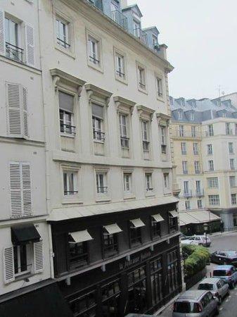 Hotel France d'Antin : Street View
