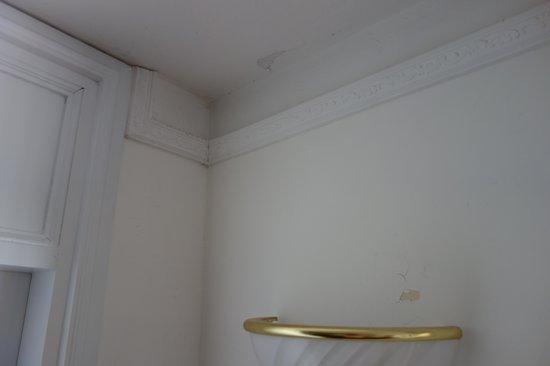 Villa Cappellina: Wände und Decken