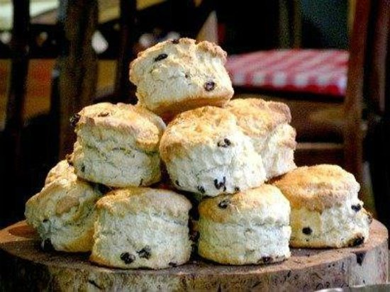 Bizzi Beans Cafe: Award winning scones all made in our cafe