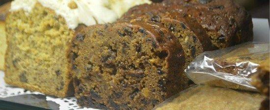Bizzi Beans Cafe: Grandpa's Boiled Fruit Cake