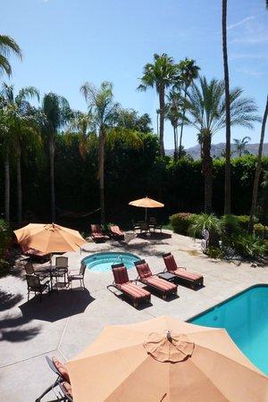 Santiago Resort: jacuzi
