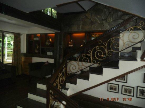 Summit Grace Hotel & Spa: THE LOBBY