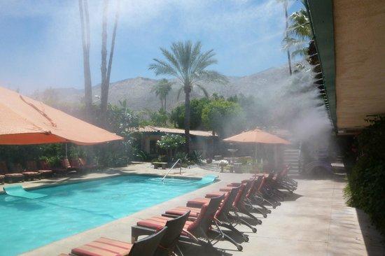 Santiago Resort : To keep cool