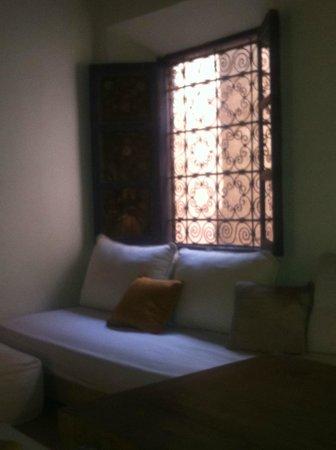 Hotel & Spa Dar Baraka & Karam: breakfast was served here some days