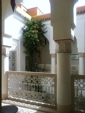 Hotel & Spa Dar Baraka & Karam: view from one of the floors