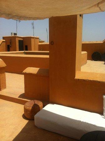 Hotel & Spa Dar Baraka & Karam: the gorgeous roof top