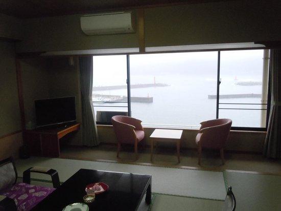 Kichimu: お部屋と外の景色