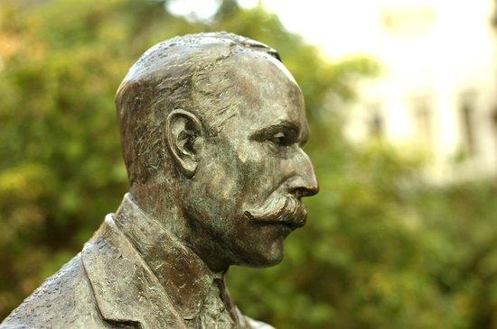 Worcestershire, UK: Sir Edward Elgar