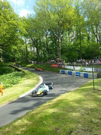 Worcestershire, UK: Shelsley Walsh Motorsport