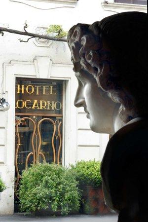 Photo of Hotel Locarno Rome