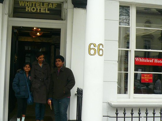 Whiteleaf Hotel: Welcome