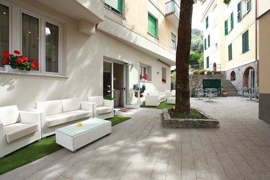 Hotel Souvenir: il nostro patio