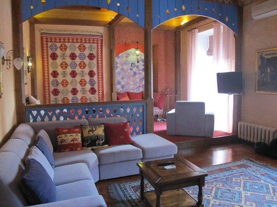 Alexander House : Marrakesh room