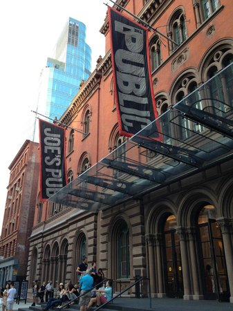 The Public Theater: Public Theater in NoHo