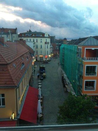 Hotel Lindenufer: Blick Aus dem Fenster