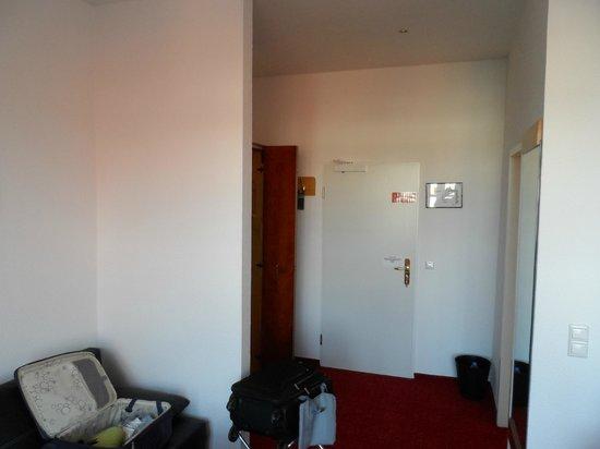 Hotel Lindenufer: Zimmer 33