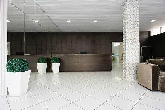 Hotel Riverside Premium Aracaju: Recepção