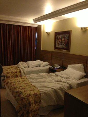 Phenicia Bittar Hotel: Quarto maravilhoso, ficamos no 206