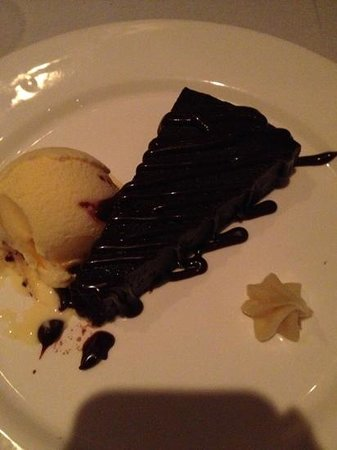 Hy's Steakhouse Whistler: This dessert was to die for!!