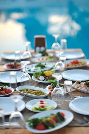 The Best Life Hotel: roof restaurant