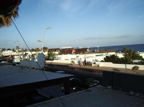 View from slow boat III puerto del carmen