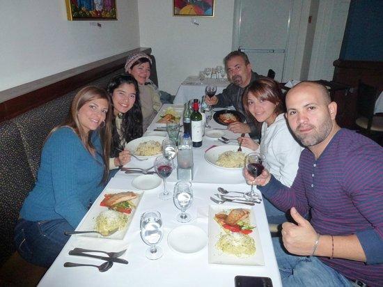 Restaurants Giorgio: Thanksgiving!