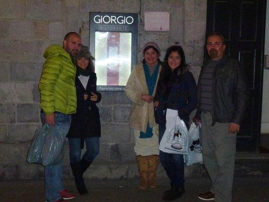 Restaurants Giorgio: Front of restaurant