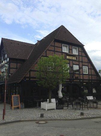 Meyers Hotel Garni: Aussenansicht