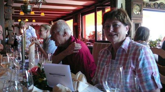 Hotel Bergsonne: Geburtstagskind mit Ex-Frau