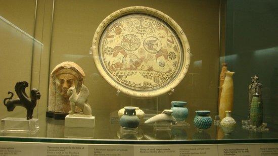 british museum exhibits