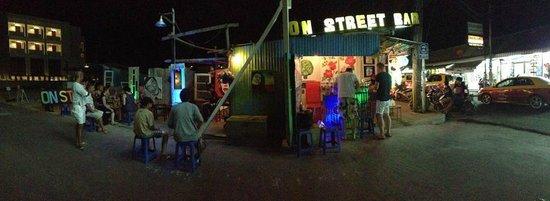 On Street Bar samui: on street bar