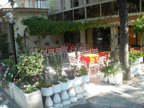 Hotel Le Pleiadi : Hotel in zona centrale a pochi passi dal centro e dalla spiaggia