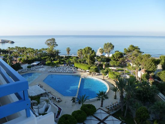 Elias Beach Hotel : view from bedroom