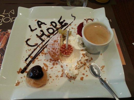 La Chope : le café gourmand
