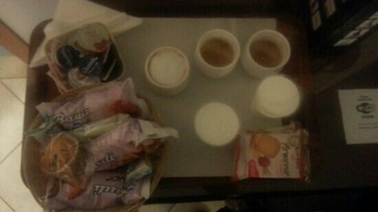Casa Cosmo di Cosmo Davide : colazione