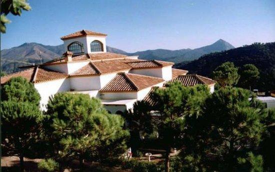 Banu Rabbah: tejado del hotel