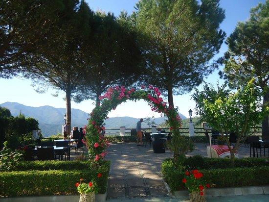 Banu Rabbah: terraza