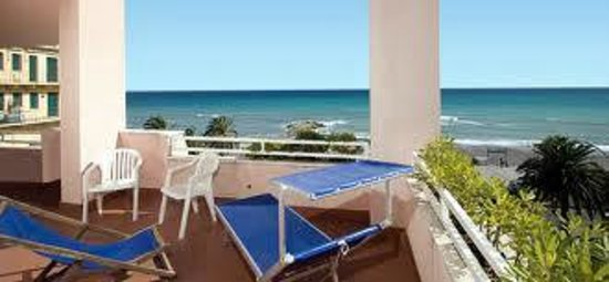 Residence San Giovanni: Momenti di relax sul mare