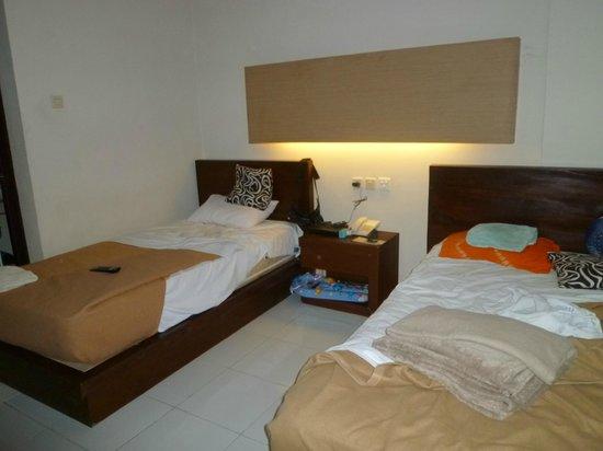 Bakung Sari Resort and Spa: room