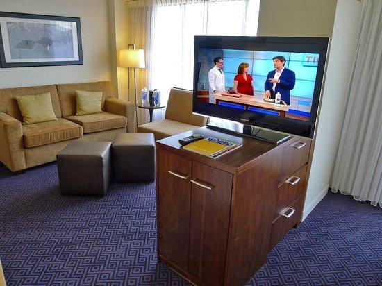 Hyatt Regency Lisle near Naperville: HD TV