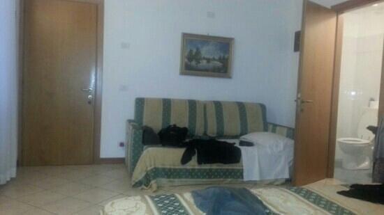 Casa Cosmo di Cosmo Davide : letto aggiunto