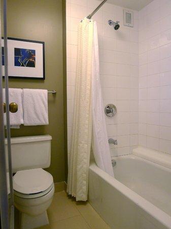 Hyatt Regency Lisle near Naperville : Combo tup and shower
