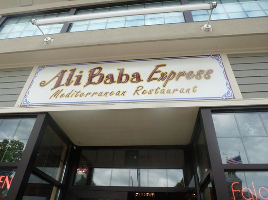 Ali Baba Express: Outside