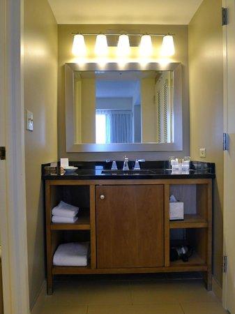 Hyatt Regency Lisle near Naperville : Bath vanity